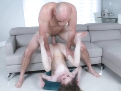 Little Skinny Teen Stepsister Fucked By Big Dick Stepbrother