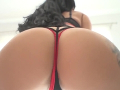 Tattooed Bad Girl Katrina Jade With Amazing Ass Anal Fucked