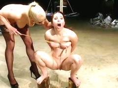Lesbian sex video featuring Lorelei Lee and Serena Blair