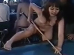 CMNF Billiard Party
