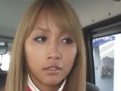 Fabulous Japanese girl Rio Sakura in Hottest Blowjob/Fera JAV scene
