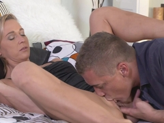 Exotic pornstars Martin Q, Tiffany Walker in Amazing Cumshots, MILF xxx movie