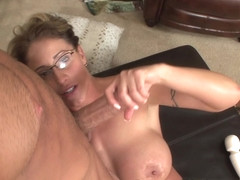 Eva Notty in My First Ever Cum Swallow