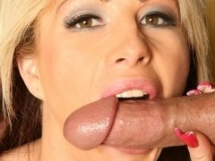 Horny pornstar Brooke Haven takes it up the ass