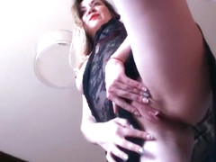 Ukrainian 28 years old beautiful girl playing with pussy to orgasm so hot