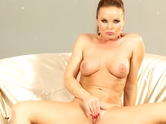 Silvia Saint - Silvia Pretty in a Ponytail