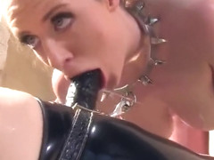 Big ass sex video featuring Latex Lucy and Samantha Bentley