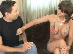 Carrie Ann fucking her son's friend