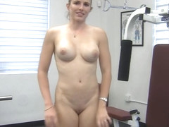 Cory Chase in Anal Gym Ratz