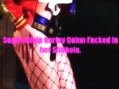 Suicidesquad harley quinn hard sex compilation01