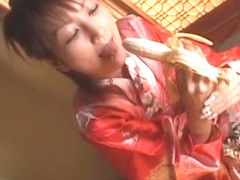 Best Japanese chick Kaede Matsushima in Incredible Solo Girl, Lingerie JAV movie