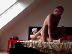 Crazy amateur gay scene with Daddies, Sex scenes