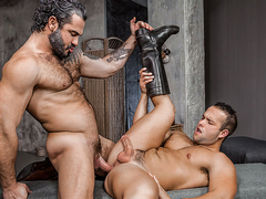 Jessy Ares & Luke Adams in Star Wars 1 : A Gay XXX Parody - DrillMyHole