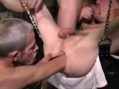 Crazy amateur gay movie with Amateur, Fetish scenes