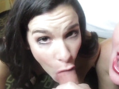 Swapping My Husband&rsquo s Cum With Petite Teen, Eden Sin