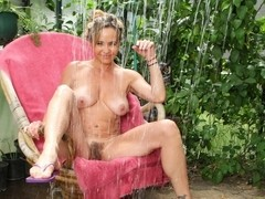 Amanda Hills in Easy To Access Scene