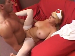 Hottest pornstar Penny Porsche in incredible big tits, facial porn video