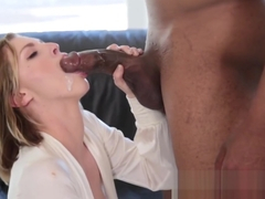 Ella Nova Takes Care Of Her BBC Client