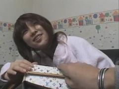 Amazing Japanese chick Akane Sakura in Hottest Voyeur, Swallow JAV video