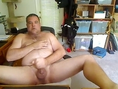 Juicy gay is frigging in the guest room and memorializing himself on web cam