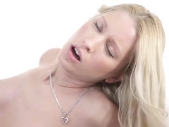 Hot Blonde Fucks Old Cock