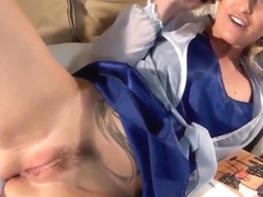 Cute Milf Has Pov Sex While On The Phone