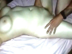Blindfolded Slut Doesn't Know She's Filmed