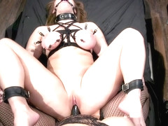 Isabella Nice Banged by Five Big Dicked Burglars - WhippedAss