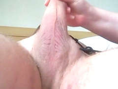 Tied balls and ruined Orgasm