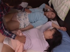 HUNTA-226 - Skirt Sleeping Form Of Mother-in-law mpjavnet 2-3
