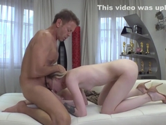 Russian Milena Devi Licked And Ass Fucked By Rocco Siffredi