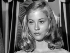 Cybill Shepherd, Kimberly Hyde - 'The Last Picture Show' (1971)