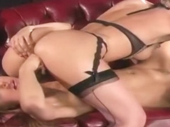 Tempting busty Jana Cova having lesbi sex