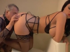 Sophie Dee Facesitting Assworship Toilet Slave
