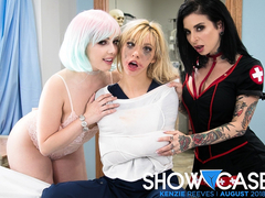 Jenna Sativa,Kenzie Reeves,Joanna Angel in Showcases: Kenzie Reeves - 2 Scenes in 1, Scene #01 - G.