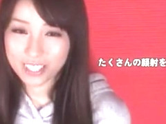Amazing Japanese whore Arisu Miyuki in Crazy Facial, Cumshots JAV movie
