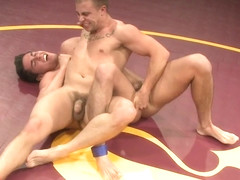 NakedKombat Jett The Jackknife Jax vs Eli The Hammer Hunter