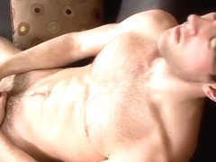 Marvelous Woody Fox Beats His Meat