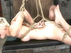 BDSM sex video featuring Rain Degre and Chloe Camilla