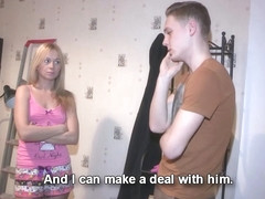 Sell Your GF - Lina Napoli - Sex and money problems solved