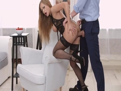 Hard Cock For Katarina Muti