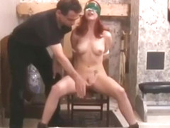 Astonishing porn scene BDSM incredible full version