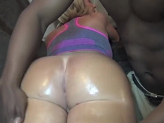 Joslyn James - Black Dick Goes Deep