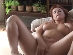 Daria Glower Sprayed On Phenomenal Tits