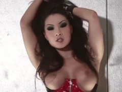 RAMPAGE - porn music video asian rough sex threesome