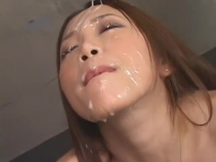Hottest Japanese model Asami Ogawa in Fabulous Facial, Stockings JAV scene