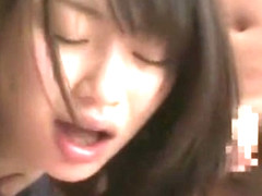 Incredible Japanese slut Akari Hoshino in Horny Big Tits, Teens JAV scene