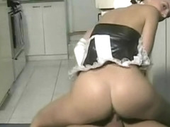 Roleplay fetish fuck on livecam
