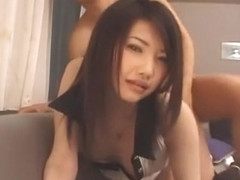 Best Japanese chick Azumi Mizushima in Exotic Cunnilingus, Masturbation JAV clip