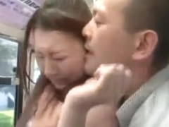 Crazy Japanese chick Yui Tatsumi in Hottest Public, Couple JAV clip